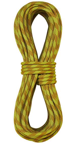 Edelrid Confidence - Corde d'escalade 8 mm/20 m - vert/orange